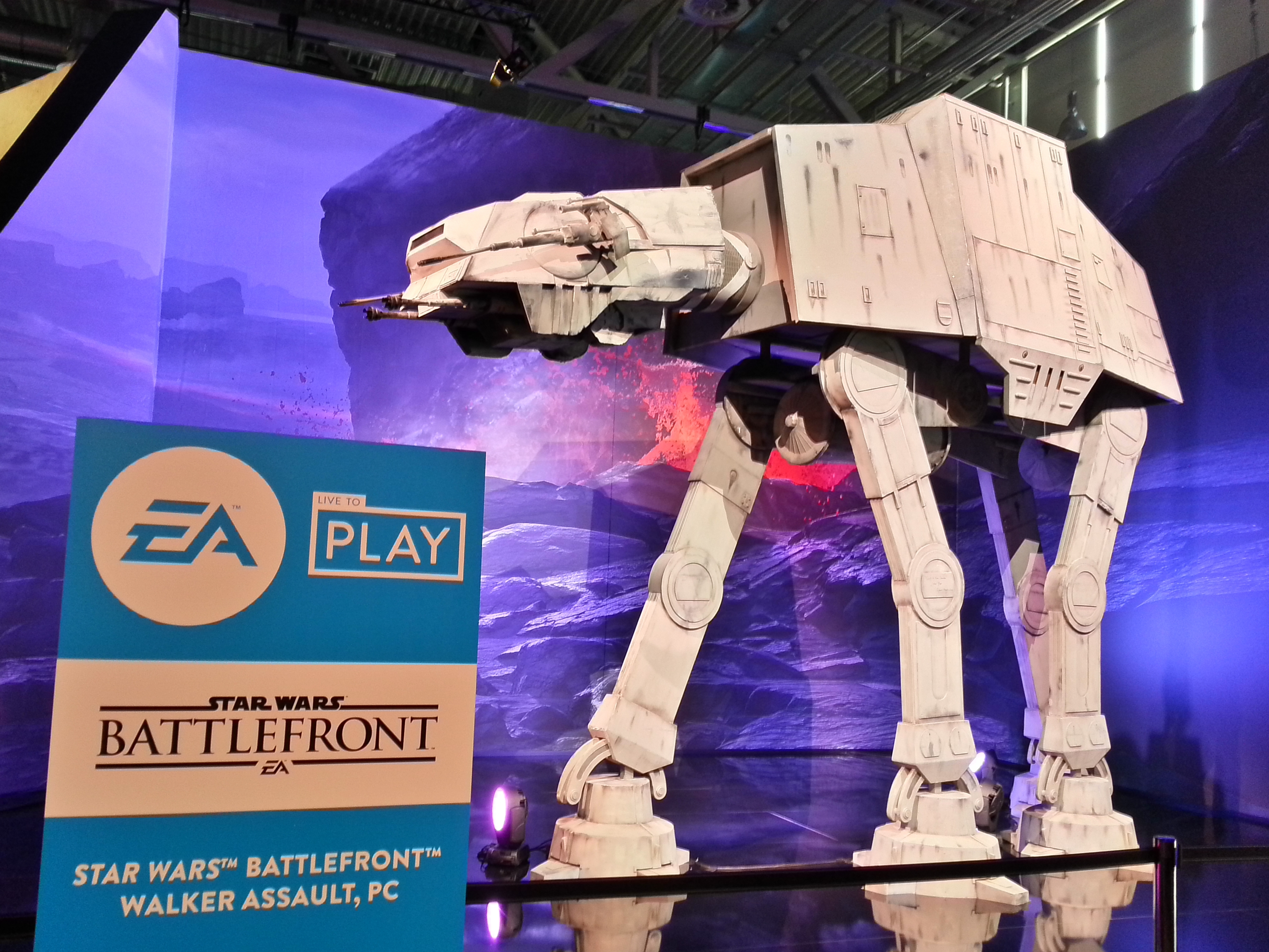 Electronic Arts gamescom 2015